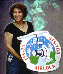 I worked during the early years of the International Space Station