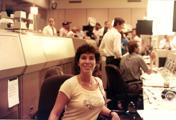 Apollo/Space Shuttle Mission Operations Control Room